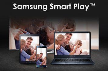 Samsung Smart Play app