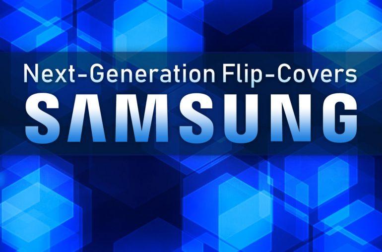 Samsung smartphone cover