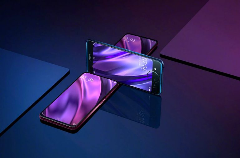 Vivo Nex dual display smartphone