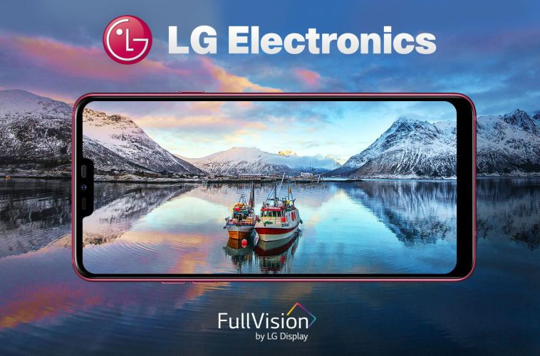 LG Q9 smartphone