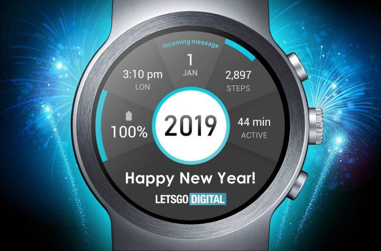 LG smartwatch camera