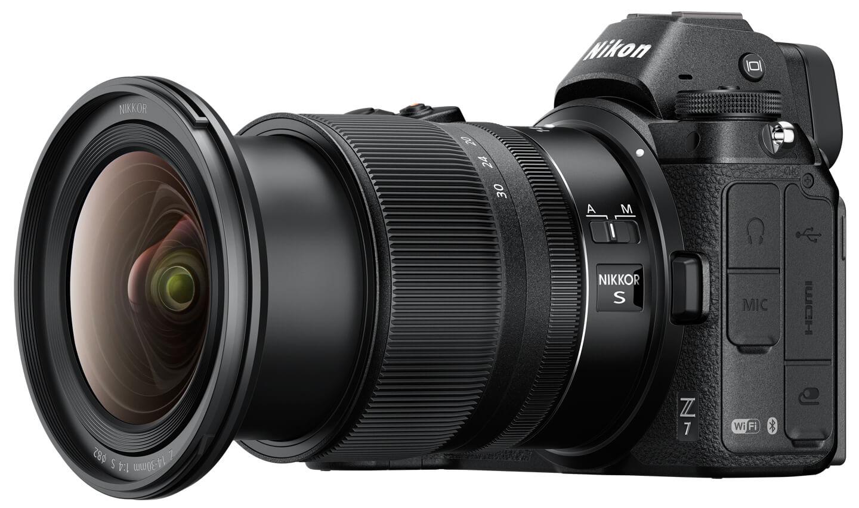 Nikon Z7 systeemcamera