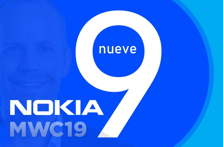 Nokia 9 smartphone 2019