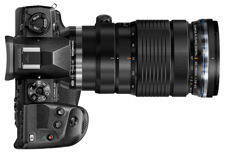 Olympus OM-D camera