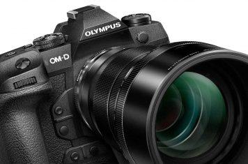Olympus OM-D E-M1X systeemcamera