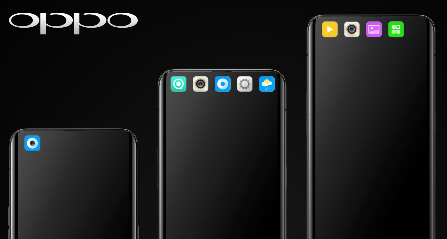Oppo smartphones MWC 2019