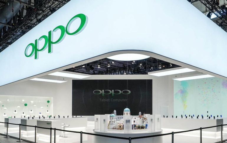 Oppo tablet