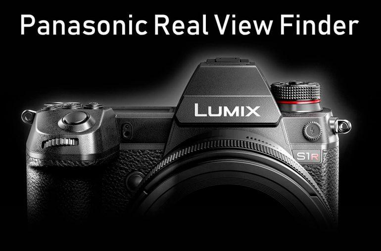 Panasonic S1R systeemcamera