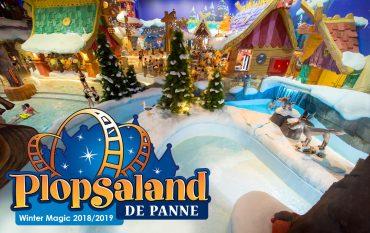 Plopsaland Winter Magic 2018 2019