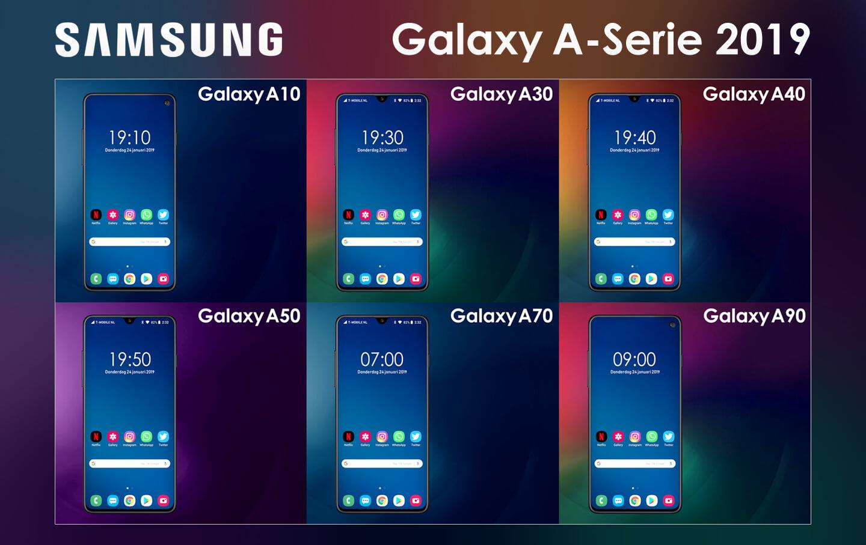 Galaxy A Serie