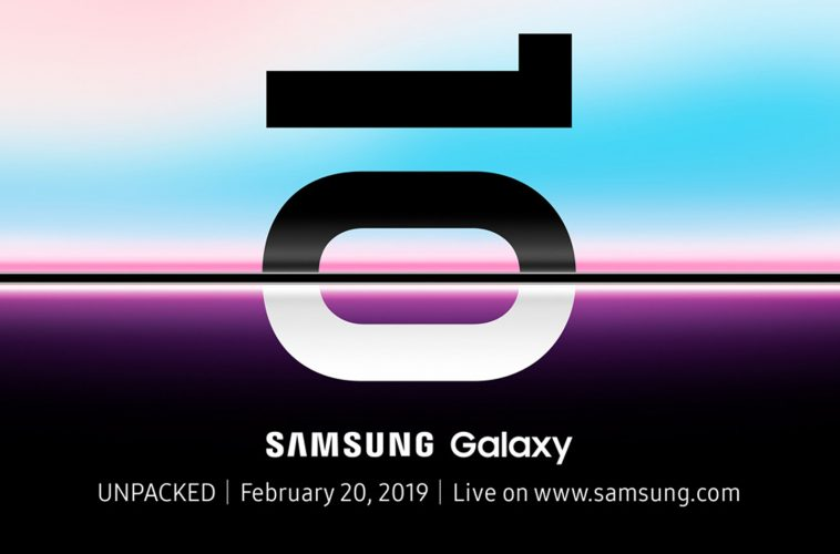 Samsung Galaxy Unpacked 2019