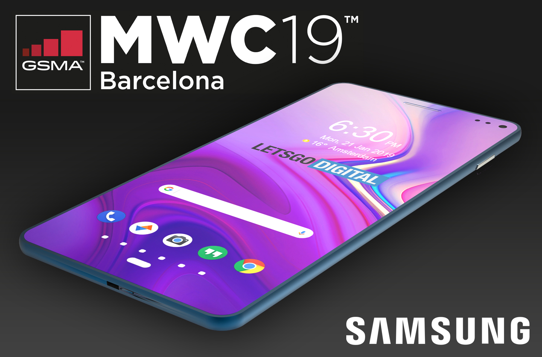 Samsung smartphones MWC 2019