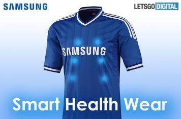 Slimme kleding Samsung