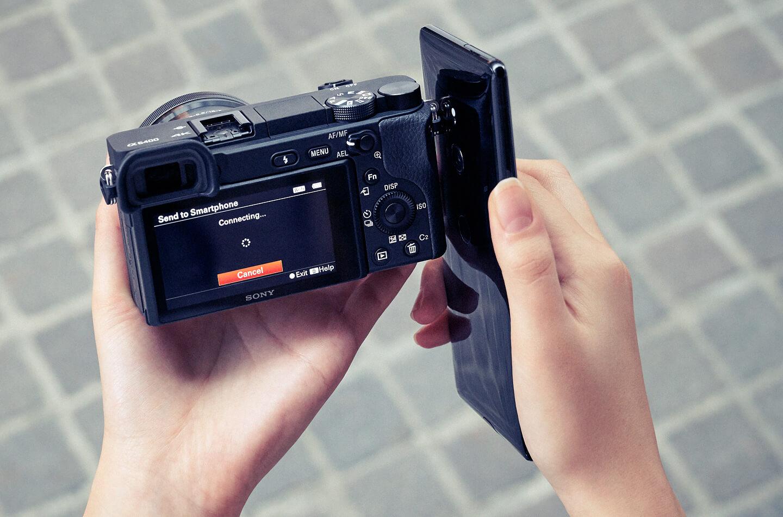 Sony A6400 kopen
