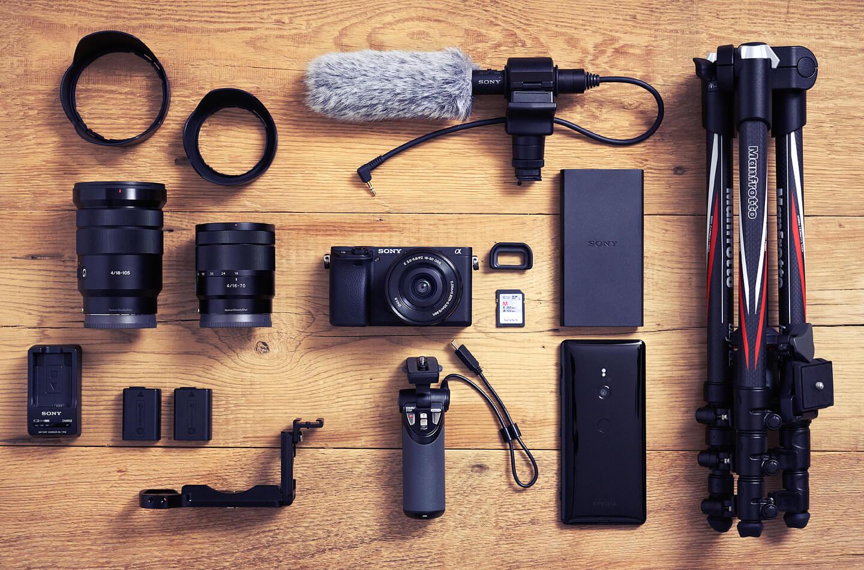 Sony systeemcamera