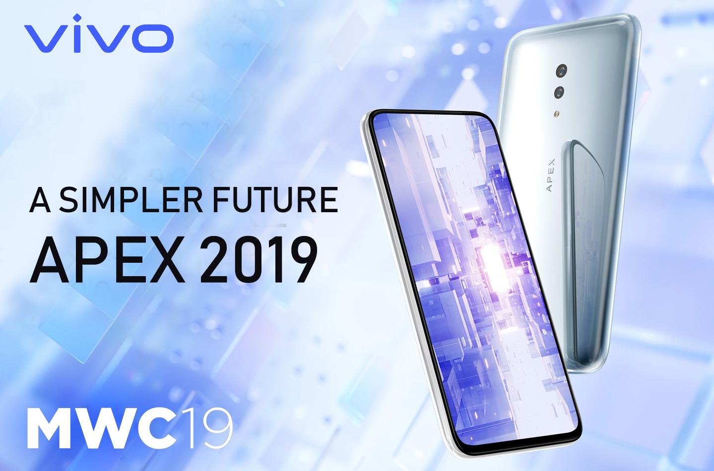 VIVO smartphones MWC 2019