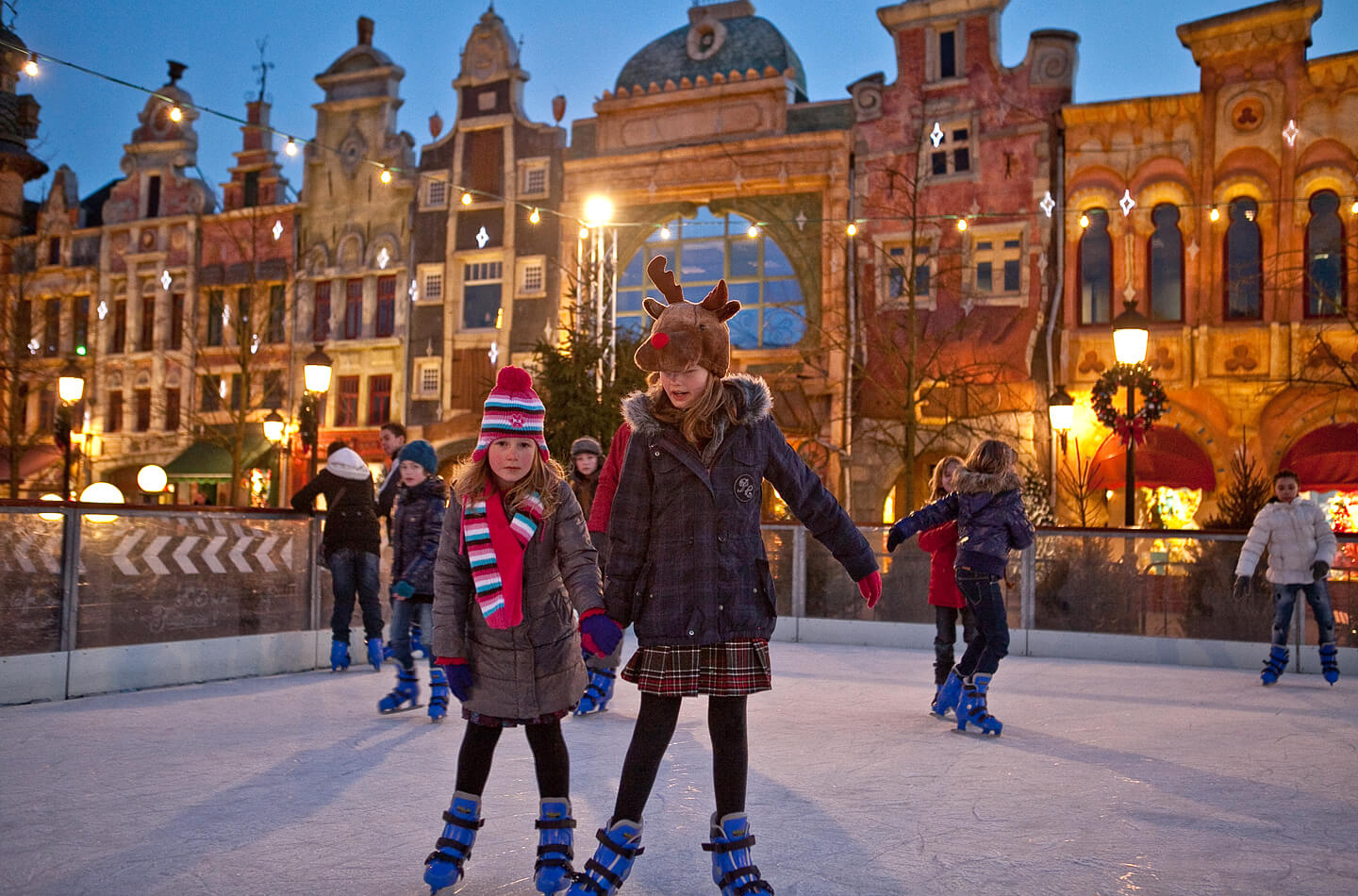 Winter Plopsaland