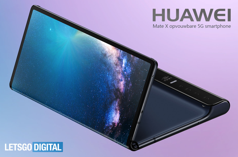 5G opvouwbare smartphone