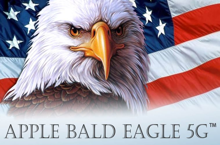 Apple Bald Eagle 5G