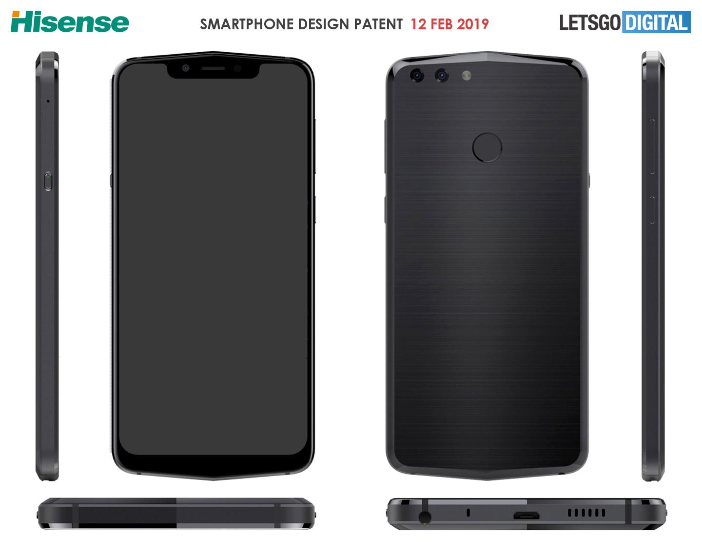 Hisense smartphones 2019