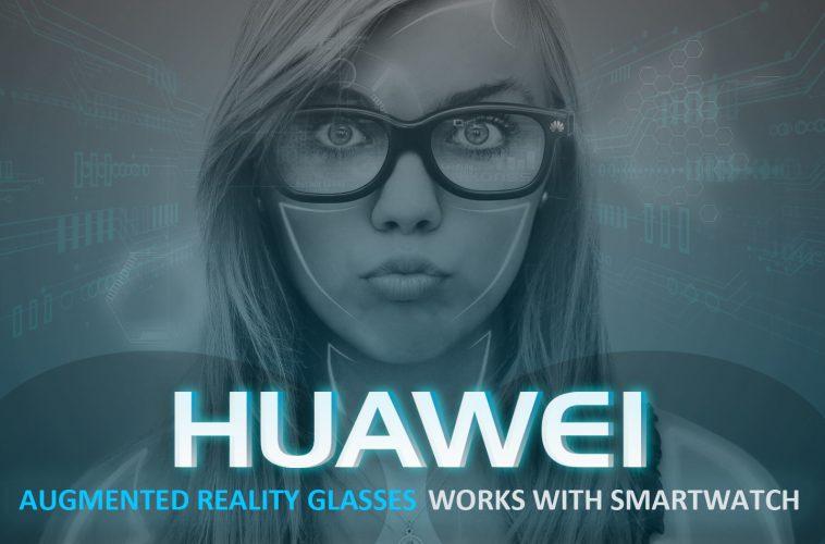 Huawei AR bril
