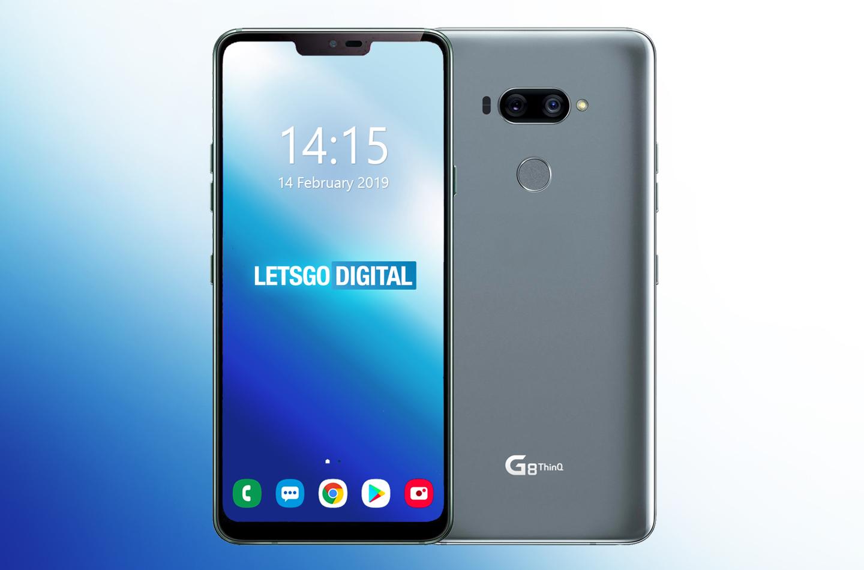 LG smartphones 2019