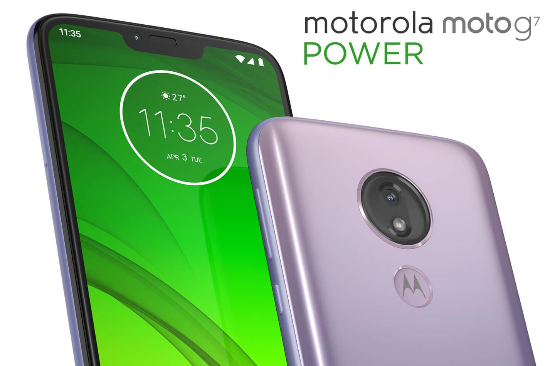 Motorola smartphones 2019