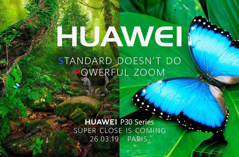 Nieuwe Huawei telefoons
