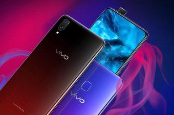 Nieuwe VIVO smartphone modellen