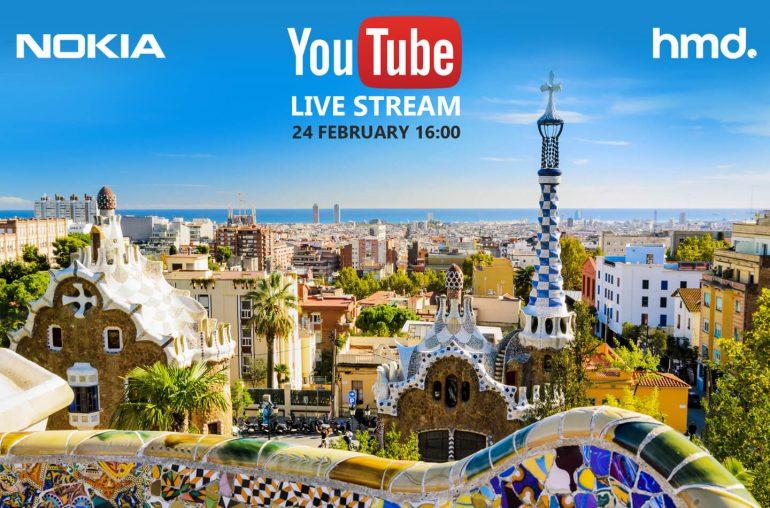 Nokia Livestream MWC