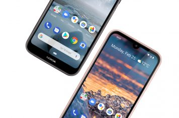 Nokia telefoon Google Assistent