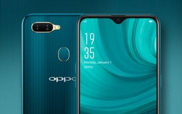 Oppo AX7 budget telefoon