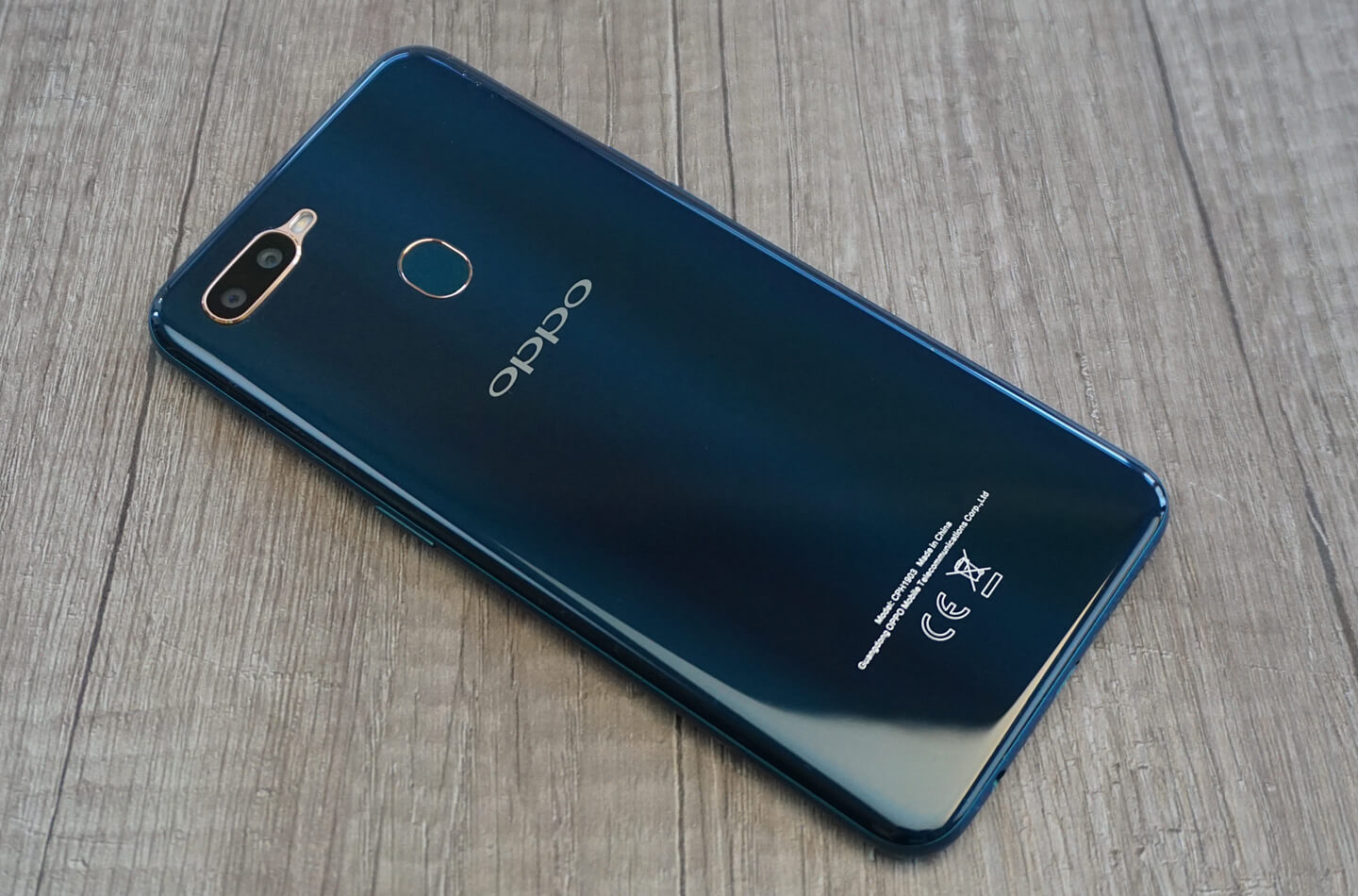 Oppo smartphone review