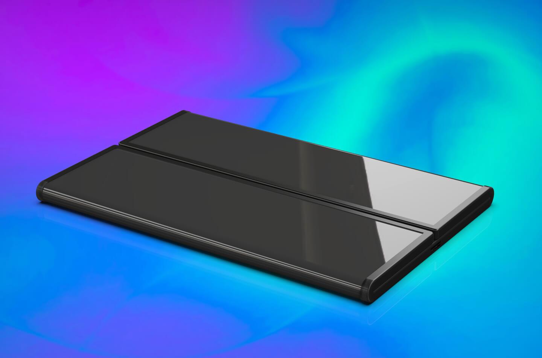 Opvouwbare Xiaomi smartphone