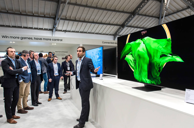 Samsung 2019 TV modellen