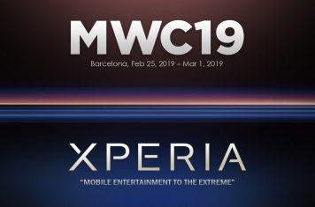 Sony Xperia XZ4 smartphone