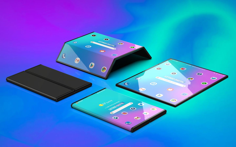 Xiaomi opvouwbare smartphones