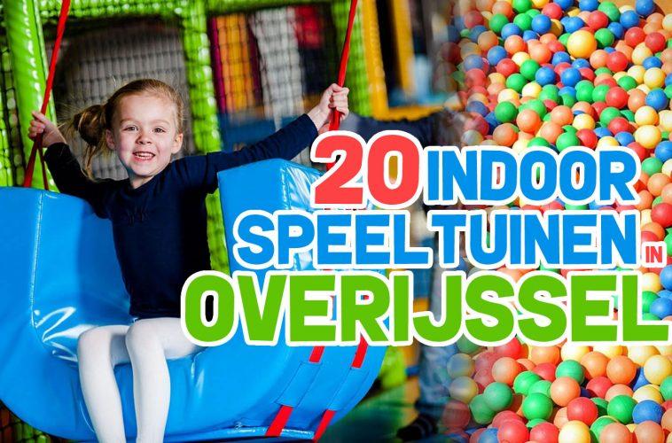 Binnenspeeltuinen Overijssel indoor speeltuinen