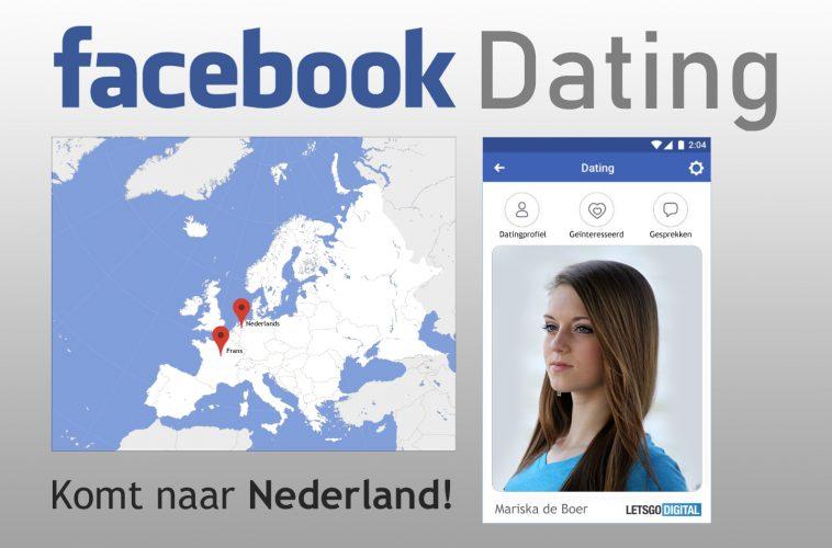 Facebook Dating App Nederlands