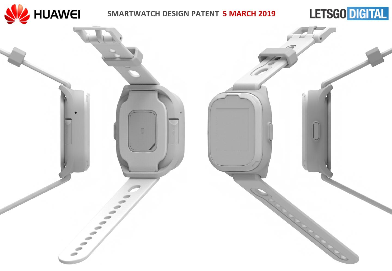 Huawei Disney smartwatch