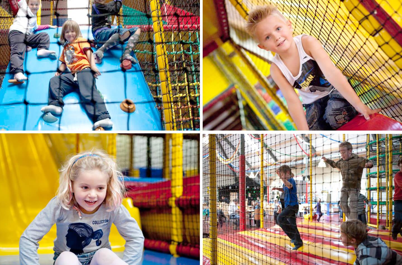 Indoor speelcentra regio Gelderland