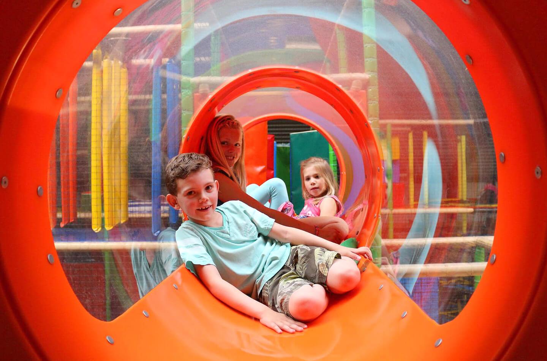 Indoor speelparadijs Monkey-Town