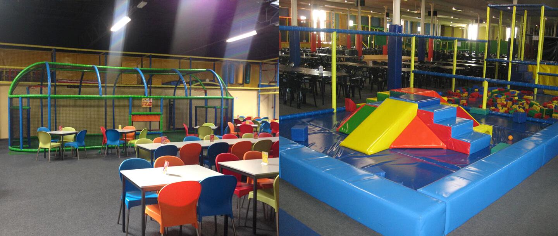 Indoor speeltuin pretland Hasselt