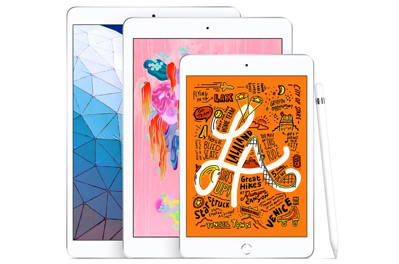 iPad modellen