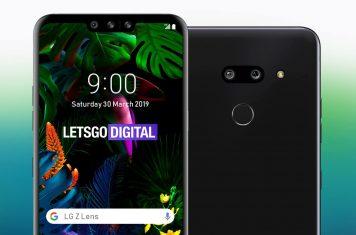 LG nieuwe smartphone functies