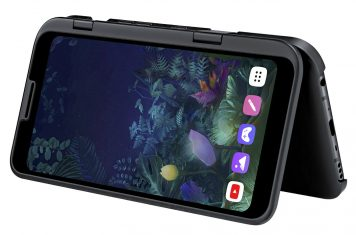 LG opvouwbare gaming telefoon vervangt handheld console