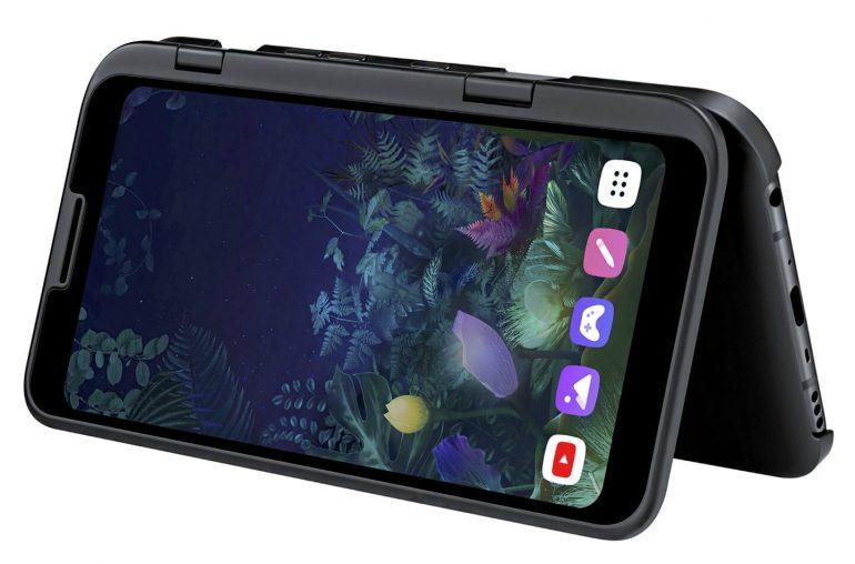 LG opvouwbare gaming telefoon
