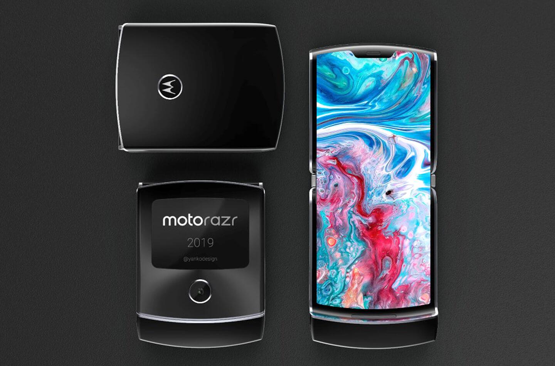 Motorola RAZR mobiele telefoon