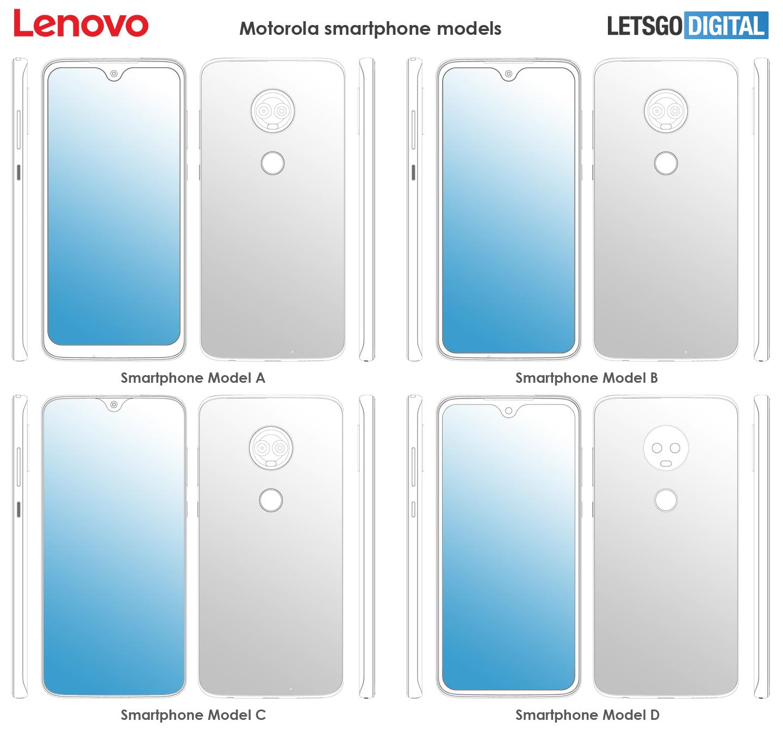 Motorola telefoon modellen