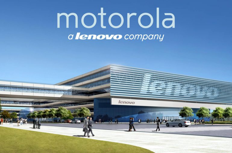 Motorola telefoons Lenovo